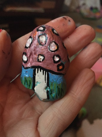 rock-mushroom